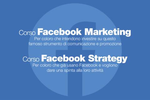 corsi facebook strategy